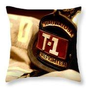 WFD Throw Pillow