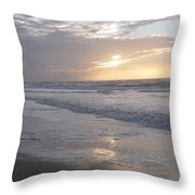Whale In The Clouds Throw Pillow