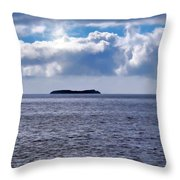 Whale Watch 5 Throw Pillow