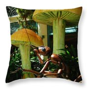 What    I'm On A Break Throw Pillow