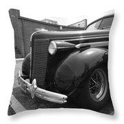 What A Beaut Throw Pillow