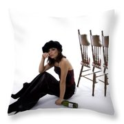 What Chair Throw Pillow