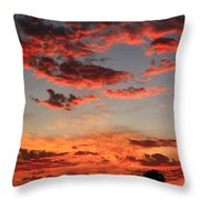 What Color Throw Pillow