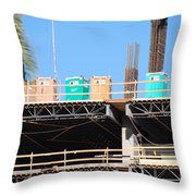 What Goes In Vegas Stays In Throw Pillow