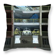 What Have You Left Behind In The Car Park? Throw Pillow