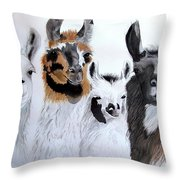 What Is Up Throw Pillow