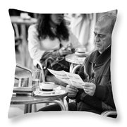 What To Choose Throw Pillow