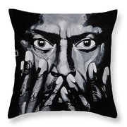 What Would Miles Say Throw Pillow