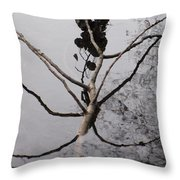 What You Make Of It ....closer Throw Pillow