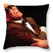 What'd I Say Throw Pillow