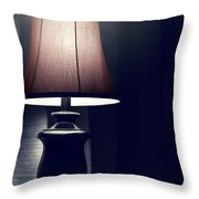 What's That Noise? Throw Pillow by Trish Mistric