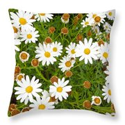 When I See Them I Am Reminded Of Your Love Throw Pillow