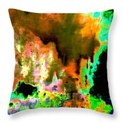 When Sexual Suppression Rebel Throw Pillow