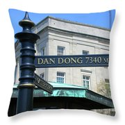 Where 0764 Throw Pillow