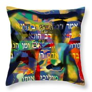 Where Are You Going 6 Throw Pillow