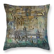 Where Did We Go? Throw Pillow
