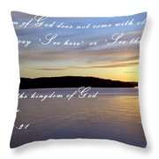 Where Is The Love? Throw Pillow