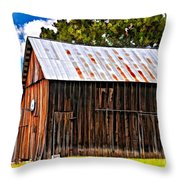 Where March Madness Begins 2 Throw Pillow
