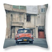 Where The Streets Do Have Names.. Throw Pillow