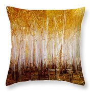 Where The Sun Shines Throw Pillow