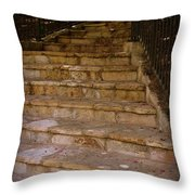 Where Will It Lead..... Throw Pillow