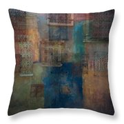 Wherefore Art Though Romeo Throw Pillow