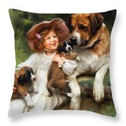 Which May I Keep Throw Pillow
