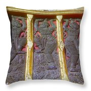 Which One Is Different? Throw Pillow