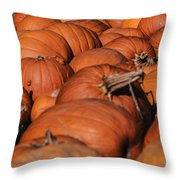 Which One Is The Great Pumpkin Throw Pillow