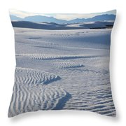 Which Way Does The Wind Blow Throw Pillow