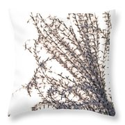 Whiff Throw Pillow
