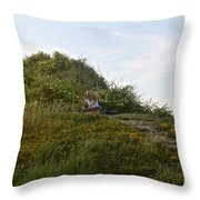 Two Aspects Of Creativity  Throw Pillow
