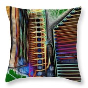 While We Were Gone Throw Pillow