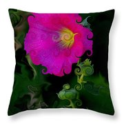 Whimsical Delight Throw Pillow