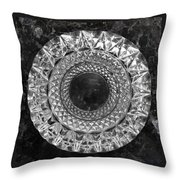 Whirl - 3 Throw Pillow