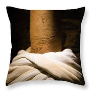 Whirling Dervishes Turban  Throw Pillow