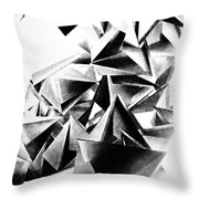 Whirlstructure IIi Throw Pillow