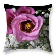 Whisper Of Love.. Throw Pillow