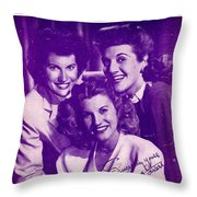 Whispering Hope Throw Pillow