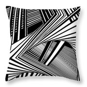 Whispering Thoughts Throw Pillow