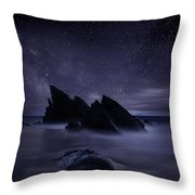 Whispers Of Eternity Throw Pillow by Jorge Maia