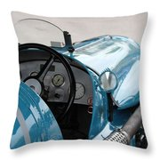 Maserati V8ri 1935 Throw Pillow