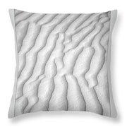 White Sands 10 Throw Pillow