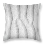 White Sands 14 Throw Pillow