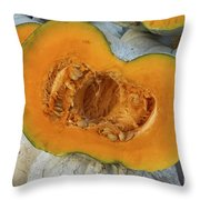 White Variety Throw Pillow