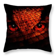 Who - Featured In Spectacular Artworks And Nature Photography Groups Throw Pillow