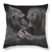 Who Gives A Fig? Throw Pillow