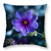 Who You Calling A Pansy? Throw Pillow