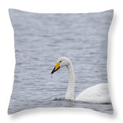 Whooper Throw Pillow