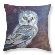 Who's Looking At You Throw Pillow